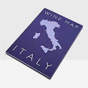 wijnkaart italie