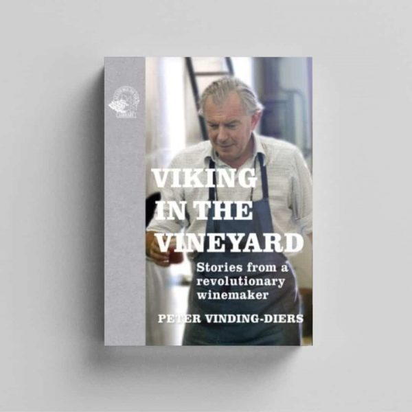 viking in the vineyard