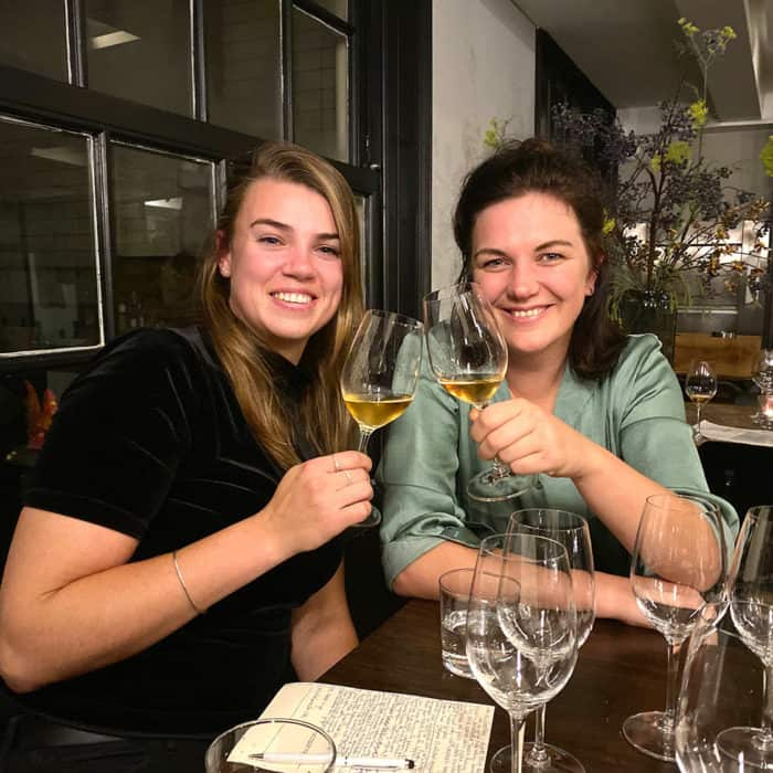 Make sherry great again: Cota 45