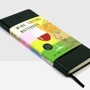 tasting notebook