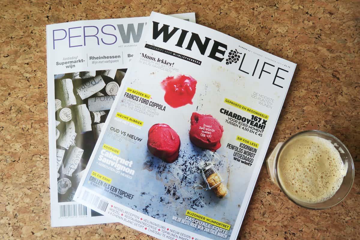Wat staat er in de wijn-tijdschriften? ★ oktober 2016